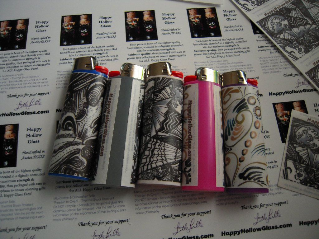 Lighter Art Lighters Origianl Art