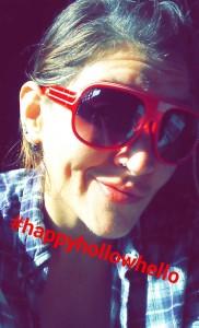 Follow me on most social media! @happyhollowglass
