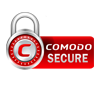 Secured via Comodo SSL Certificates